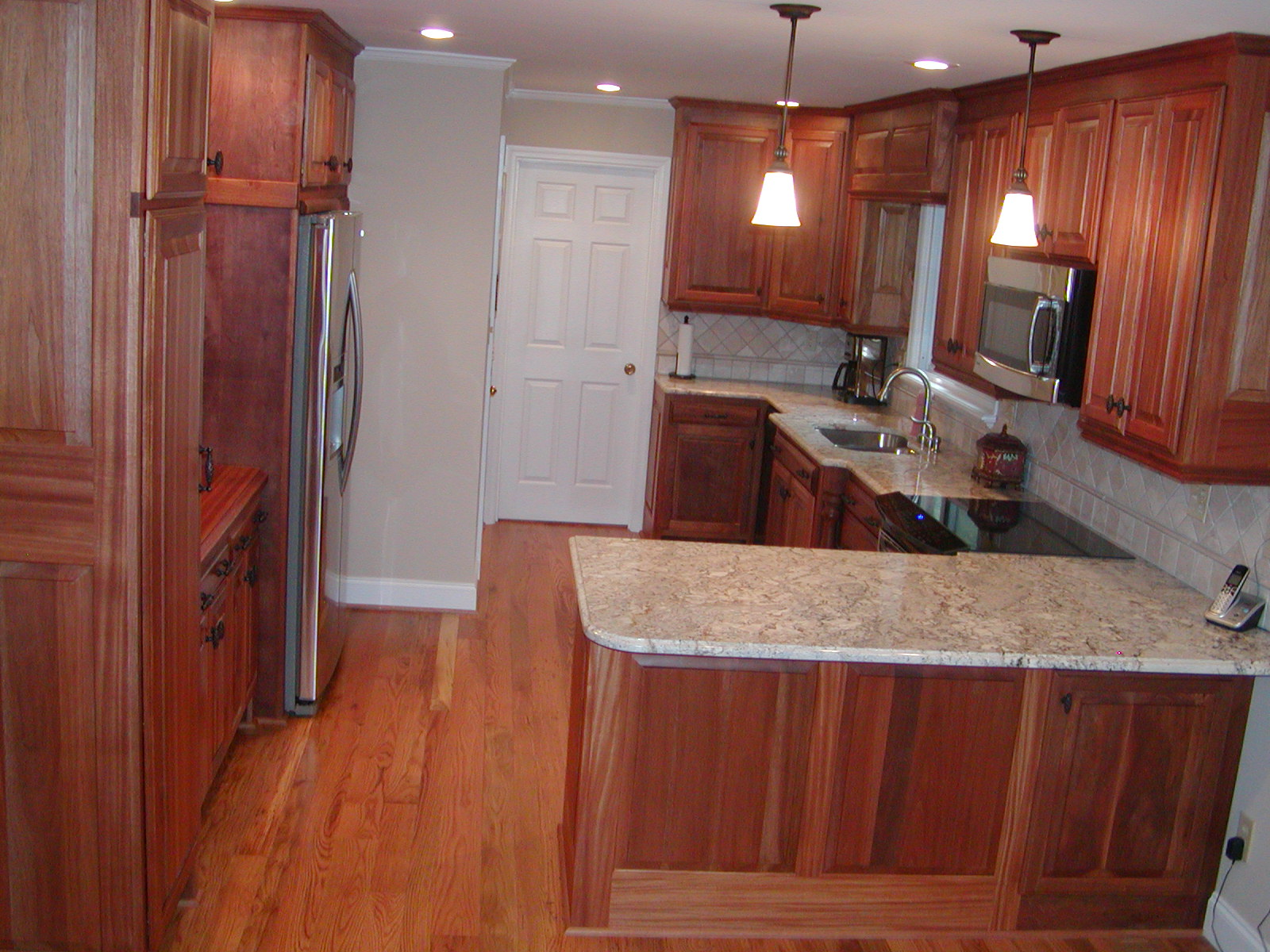 Design In Wood What To Do With Oak Cabinets: Kitchen Remodel (AFTER)